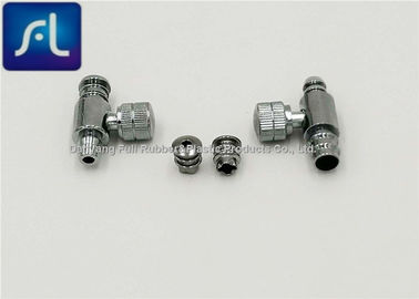 Metal Air Flow Control Valves For Sphygmomanometer OEM Orders Any Colors